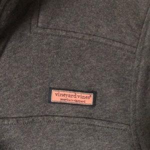 Vineyard Vines Sweaters - Women's grey-blue Shep Shirt